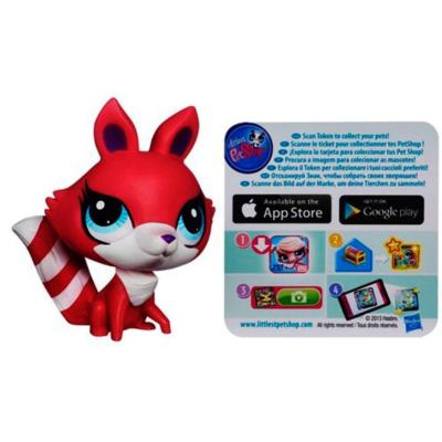 Littlest Pet Shop Fox Pet