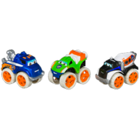 TONKA CHUCK & FRIENDS Space Trucks Die Cast Trucks 3-Pack
