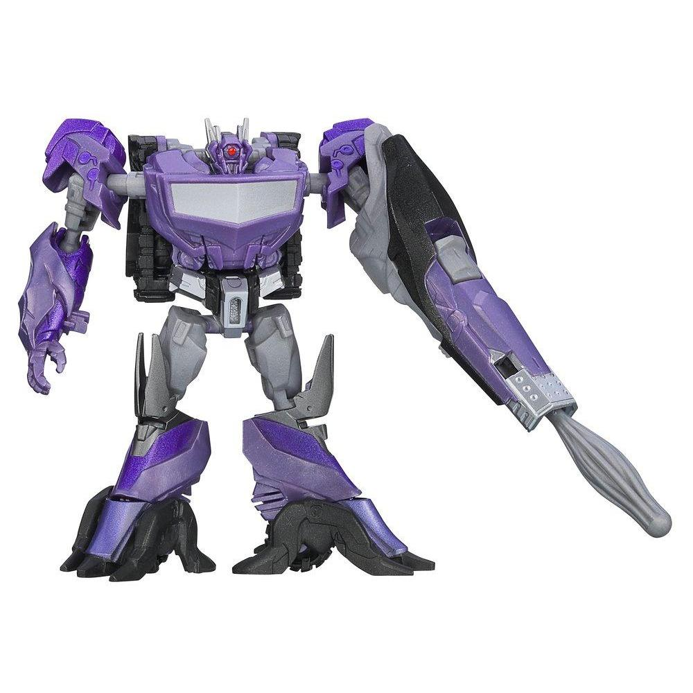 Beast hunters commander class shockwave toys for boys transformers
