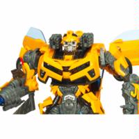 TRANSFORMERS - BATTLE OPS BUMBLEBEE