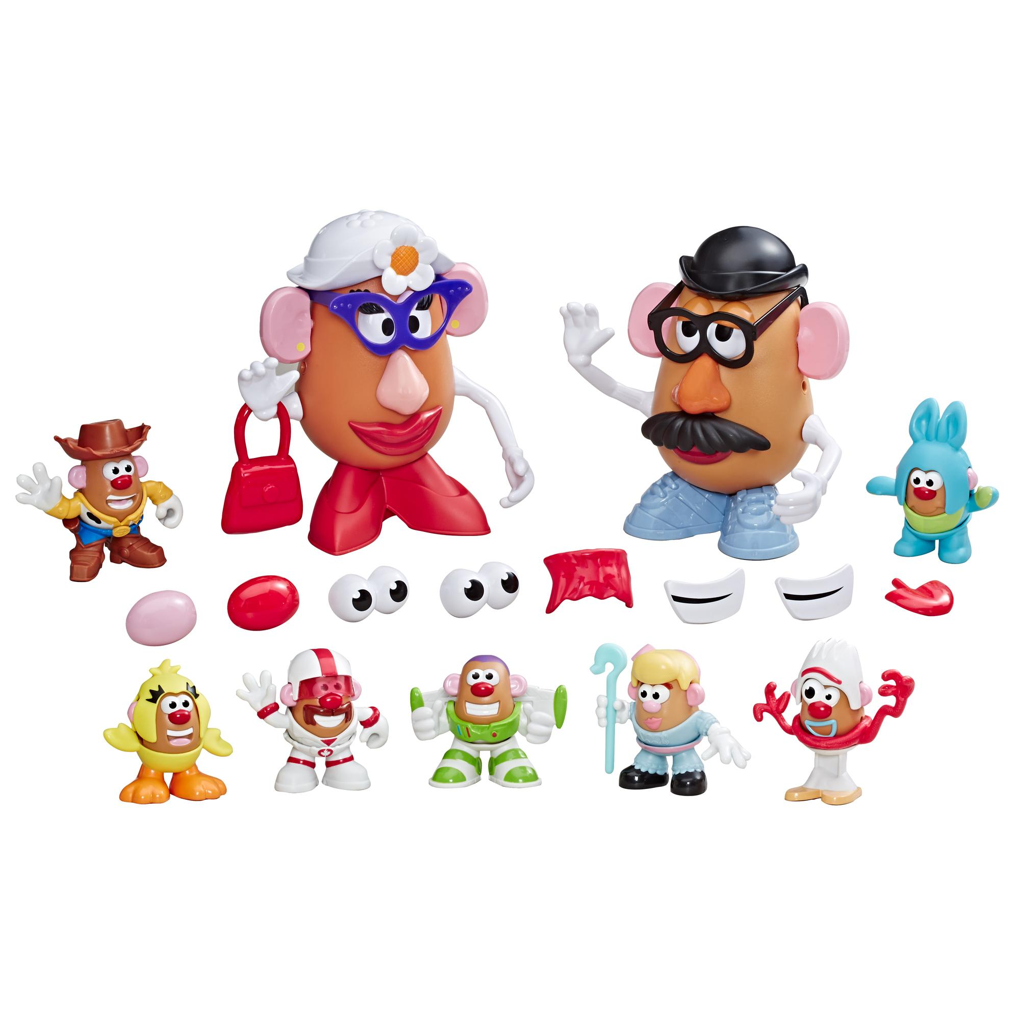 Mr. Potato Head Disney/Pixar Toy Story 4 Andy's Playroom Potato Pack