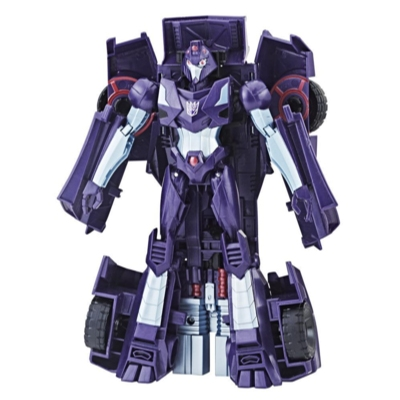Transformers Cyberverse Ultra Class Shadow Striker