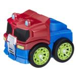 Playskool Heroes Transformers Rescue Bots Flip Racers Optimus Prime