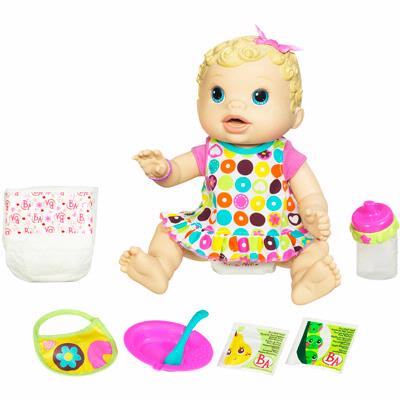 BABY ALIVE CHANGING TIME BABY