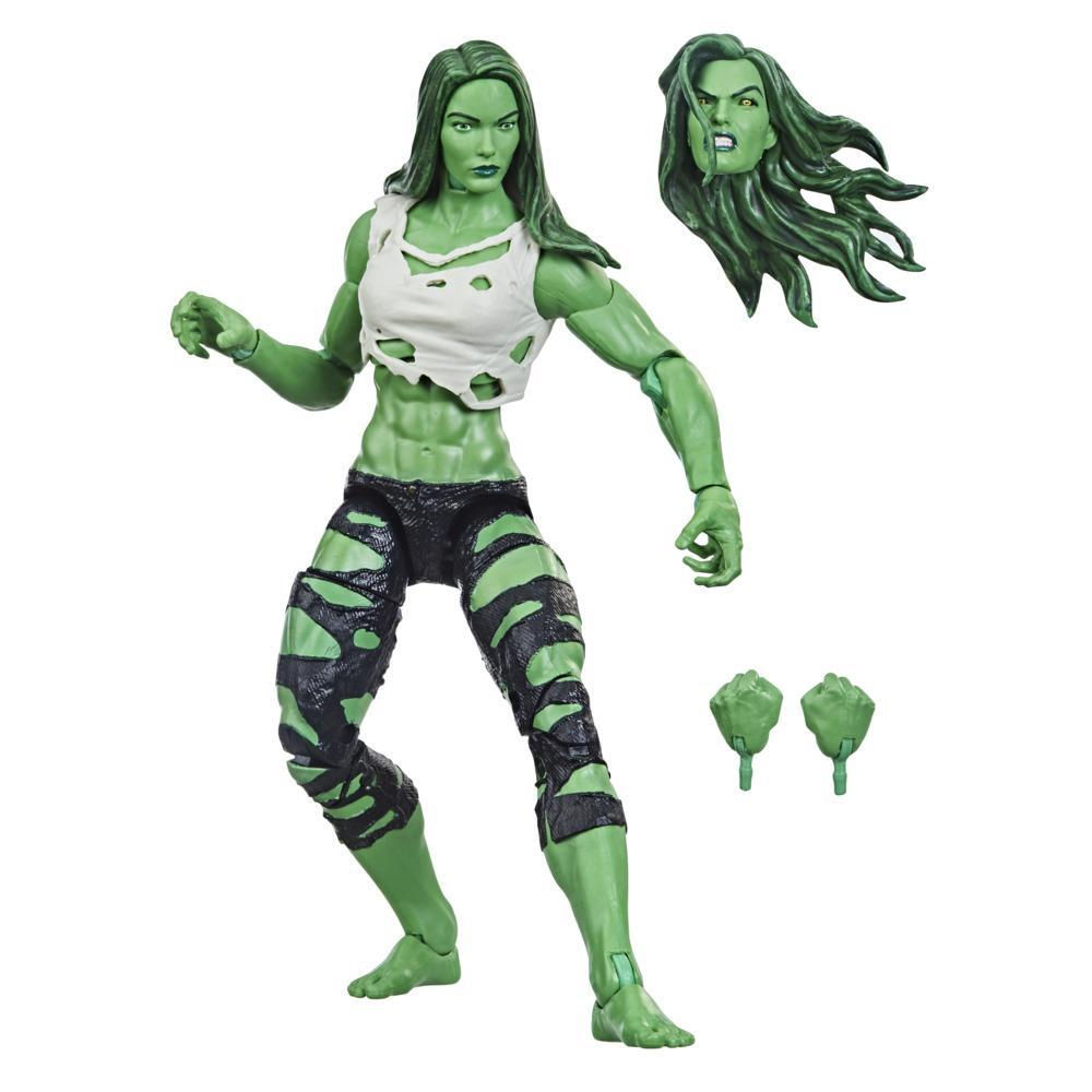 Hasbro Marvel Legends Series Avengers 6-inch Scale She-Hulk Figure, For Kids Age 4 And Up