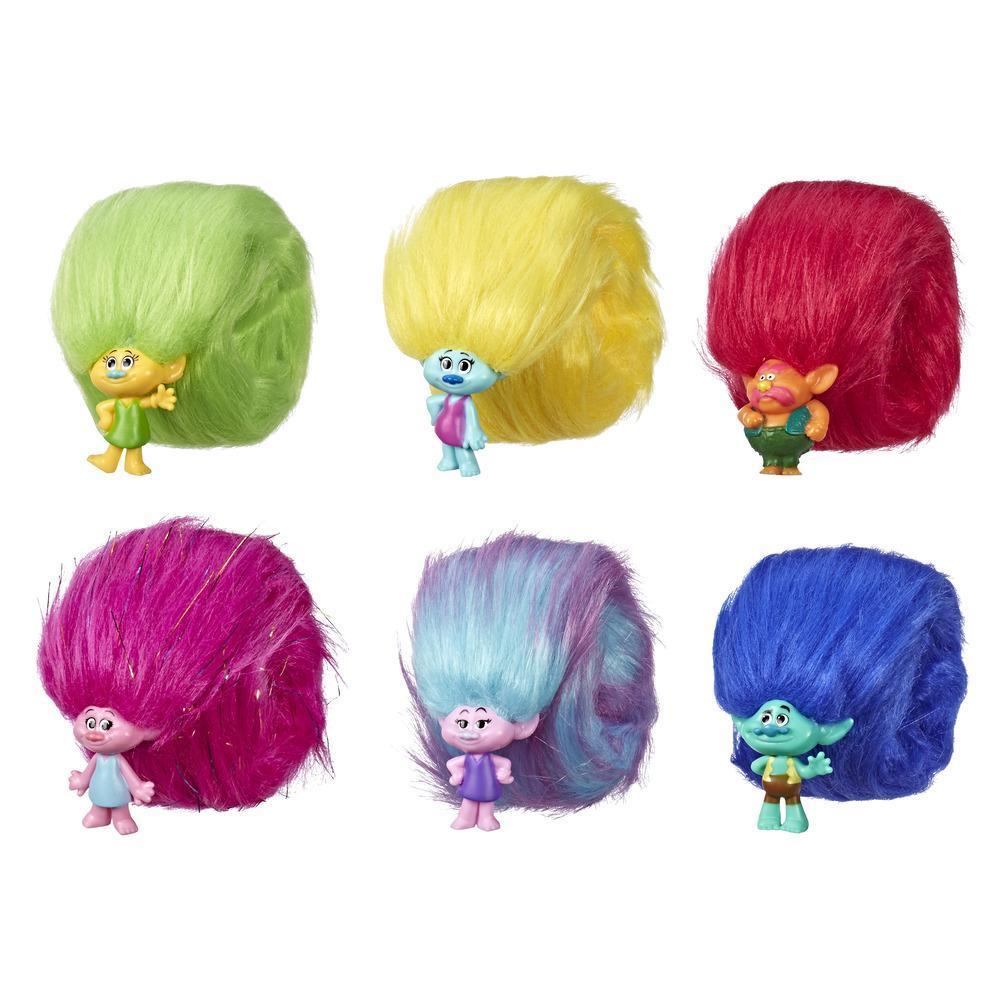 DreamWorks Trolls Hair Huggers Surprise Hug Pack
