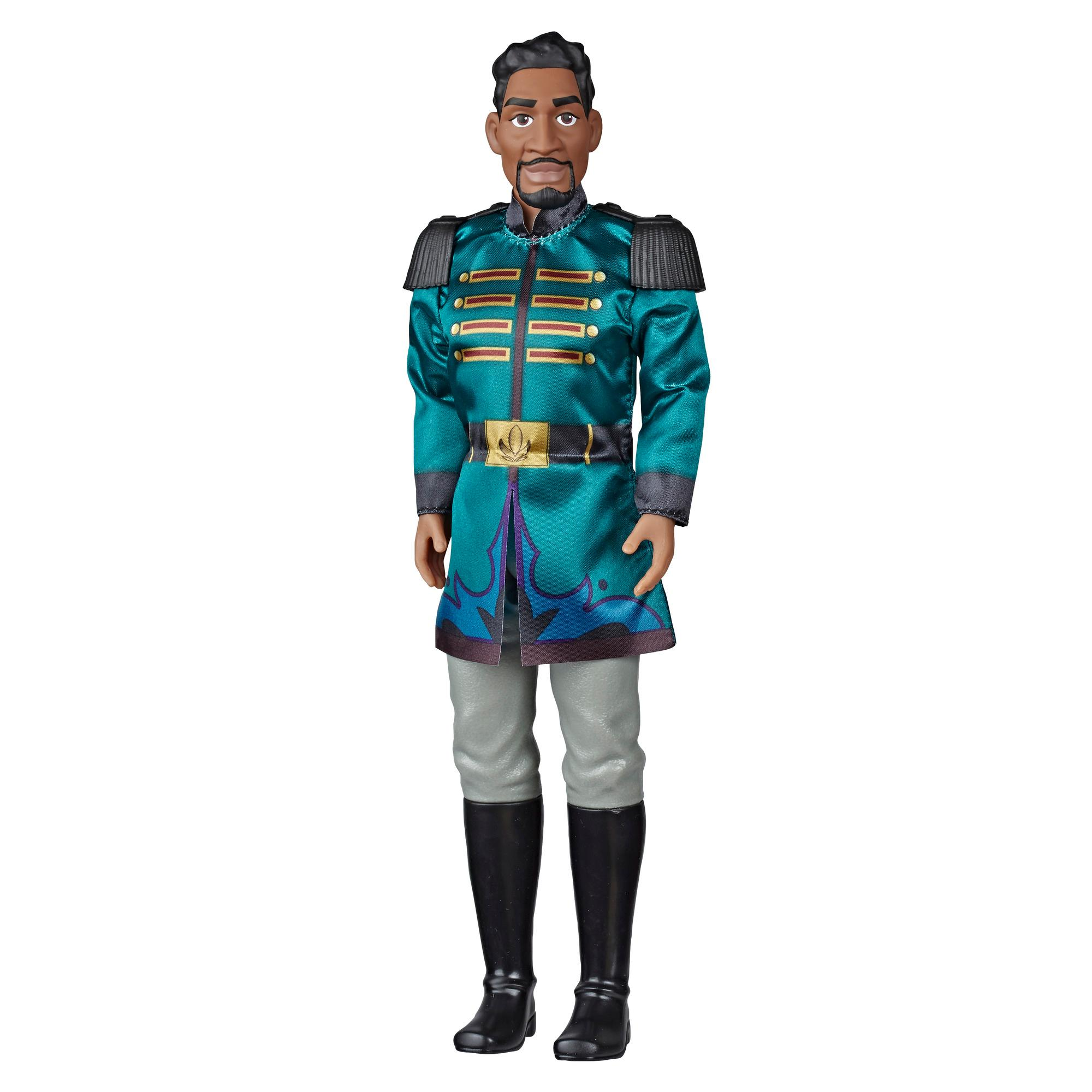 Disney Frozen Mattias Fashion Doll With Removable Shirt Inspired by the Disney Frozen 2 Movie - Toy for Kids 3 Years Old and Up