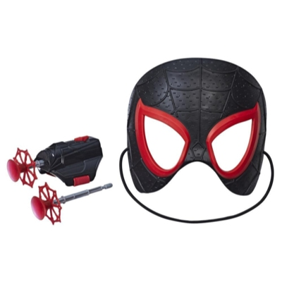 Spider-Man Into the Spider-Verse Miles Morales Mission Gear