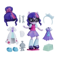 My Little Pony Equestria Girls Minis Switch 'n Mix Fashions Twilight Sparkle