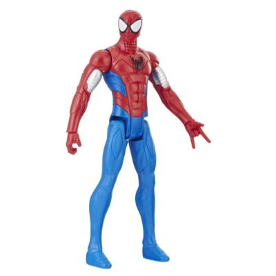 Spider-Man Titan Hero Series Web Warriors Armored Spider-Man