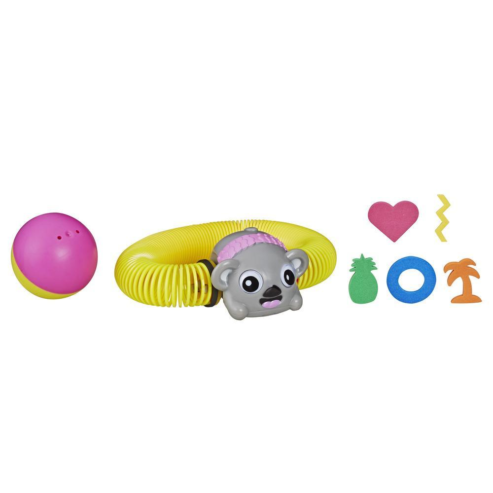 Zoops Electronic Twisting Zooming Climbing Toy Luau Koala Pet Toy
