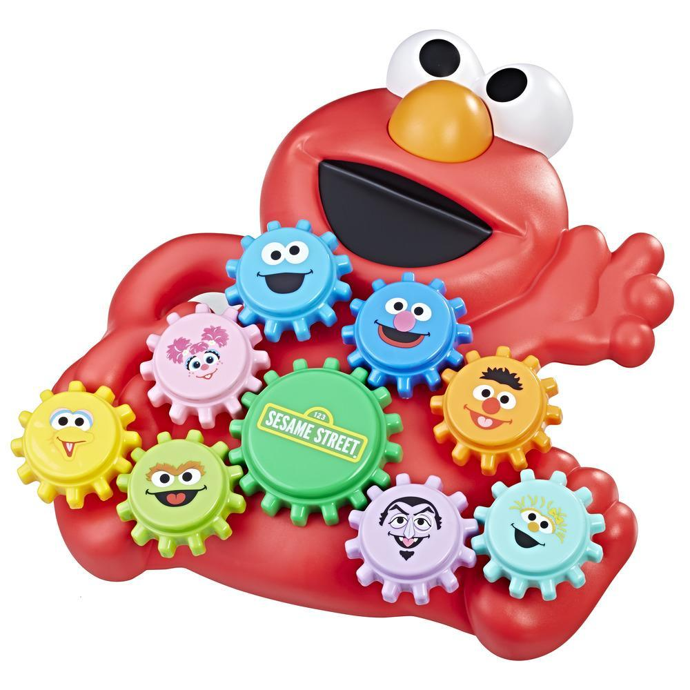 Playskool Friends Sesame Street Elmo and Friends Gear Play