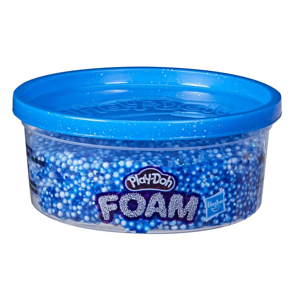 Play-Doh Foam Sparklers Sapphire Blue Single 3.2 Ounce Can
