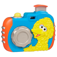 PLAYSKOOL SESAME STREET Big Bird Camera