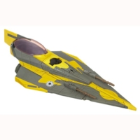 Star Wars The Clone Wars Anakin's Jedi Starfighter