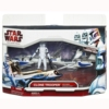 Star Wars The Clone Wars Clone Trooper and BARC Speeder Bike