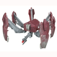 Star Wars The Clone Wars Crab Droid