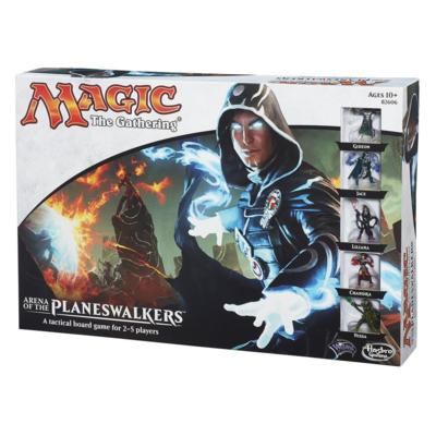Magic the Gathering: Arena of the Planeswalkers Tactical Board Game -  Hasbro