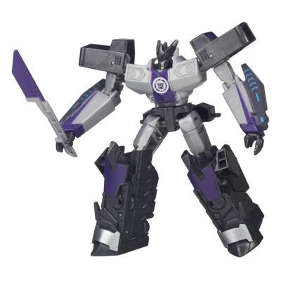 Transformers Robots in Disguise Warrior Class Decepticon Megatronus Figure