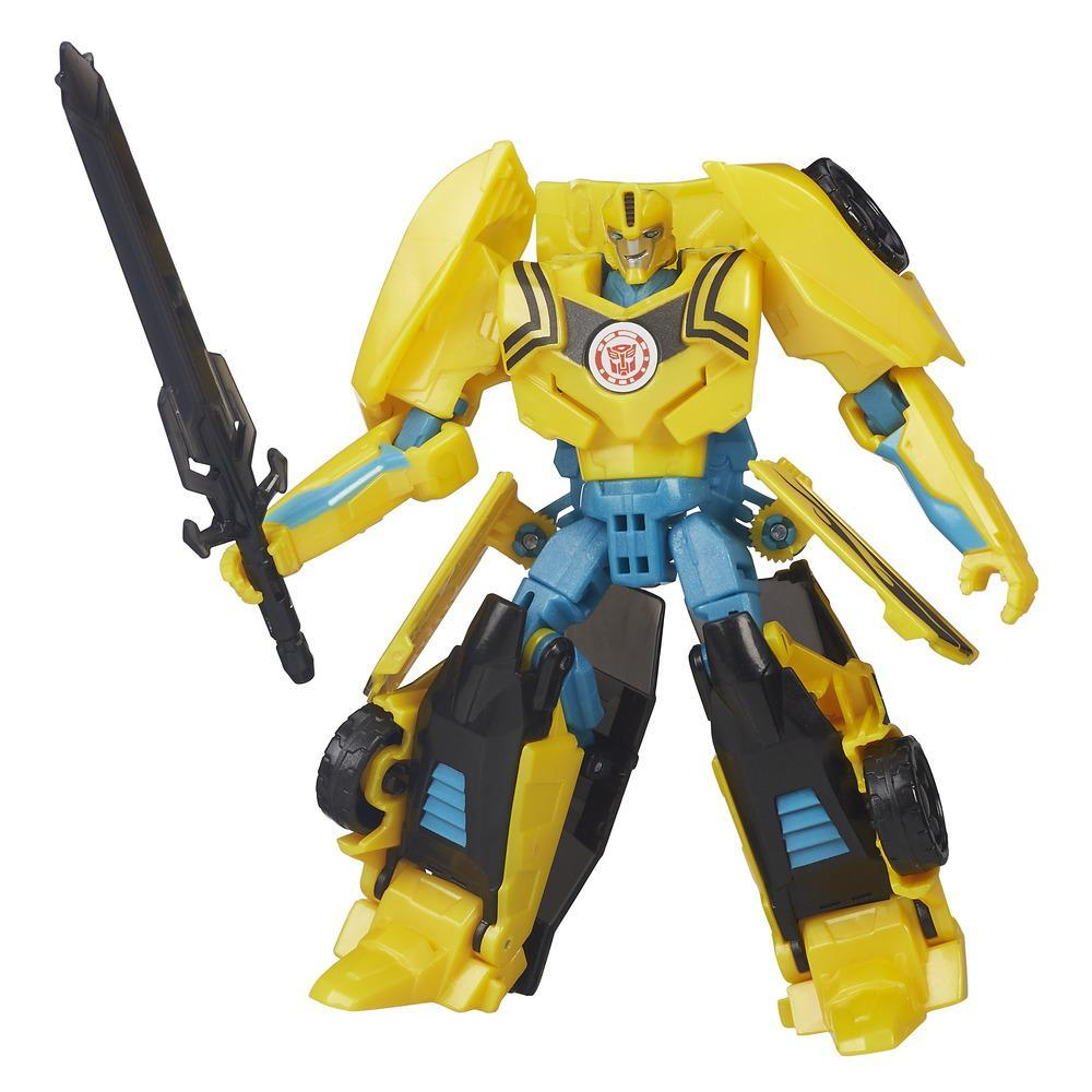 Transformers Prime Shadow Strike Bumblebee Toy