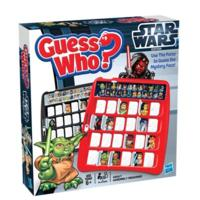 GUESS WHO? Game STAR WARS Edition