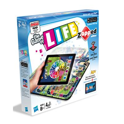 THE GAME OF LIFE: zAPPed Edition