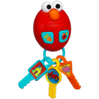 Playskool Sesame Street Elmo Light-up Key Set