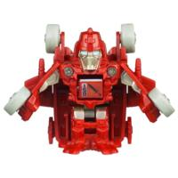 TRANSFORMERS BOT SHOTS Battle Game Series 1 POWERGLIDE Vehicle