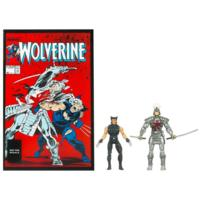 MARVEL Universe Greatest Battles Comic Packs: WOLVERINE and SILVER SAMURAI