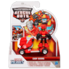 TRANSFORMERS RESCUE BOTS PLAYSKOOL HEROES CODY BURNS and Rescue Axe