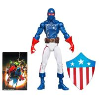 MARVEL Universe Series 4 MARVEL'S PATRIOT Figure