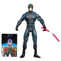MARVEL Universe Series 4 SHADOWLAND DAREDEVIL Figure