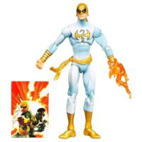 MARVEL Universe Series 4 IRON FIST Figure
