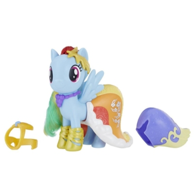 My Little Pony Snap-On Fashion Rainbow Dash