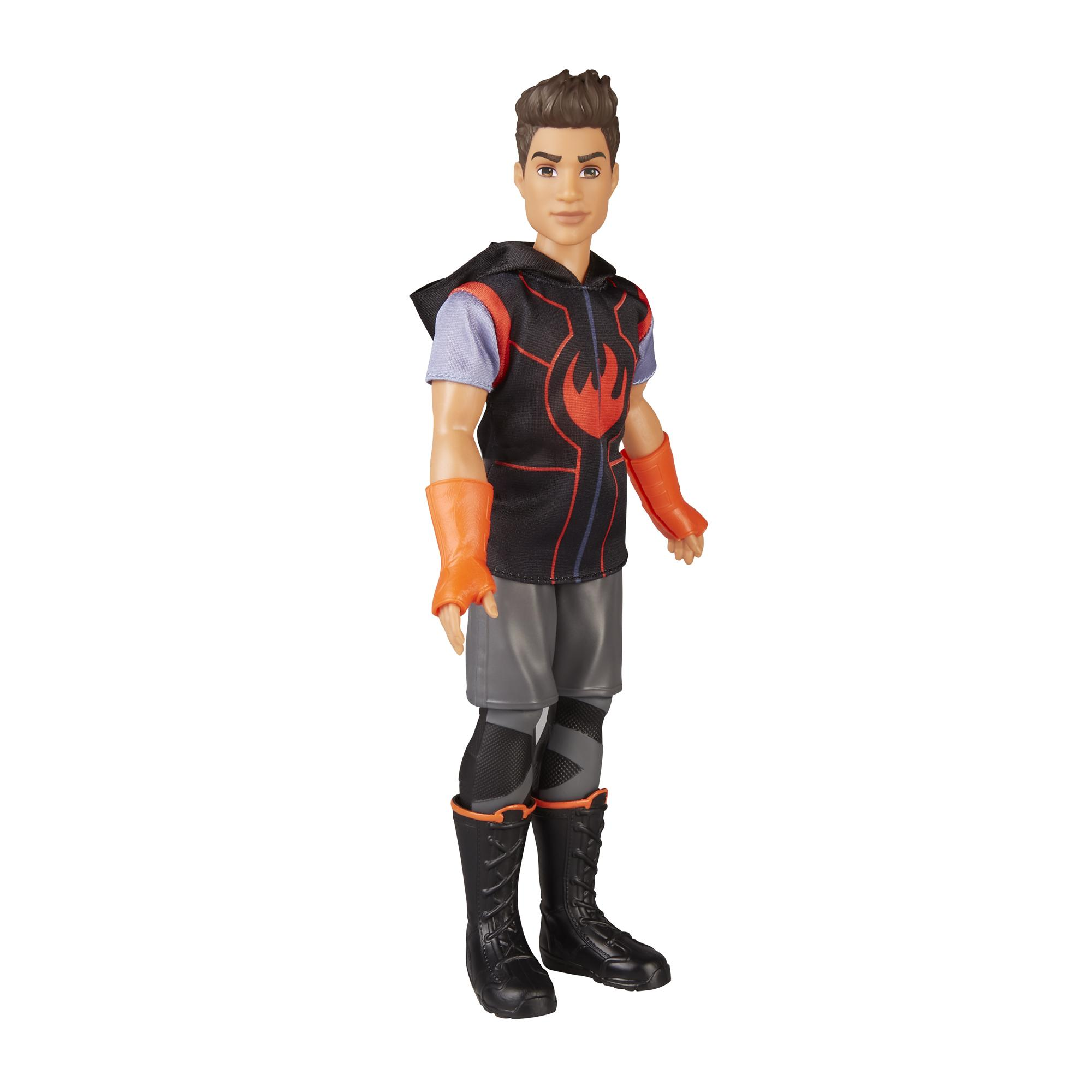 Marvel Rising Secret Warriors Dante Pertuz (Marvel's Inferno) Training Outfit Doll