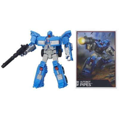 Transformers Generations Combiner Wars Legends Class Autobot Pipes Figure