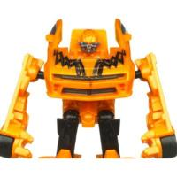 TRANSFORMERS DARK OF THE MOON CYBERVERSE Legion Class Bolt BUMBLEBEE