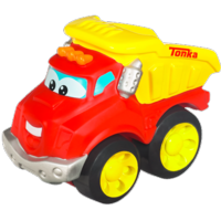 TONKA CHUCK & FRIENDS CHUCK THE DUMP TRUCK Vehicle