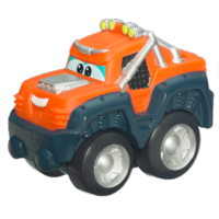 TONKA CHUCK & FRIENDS BIGGS THE MONSTER TRUCK Vehicle