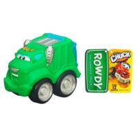 TONKA CHUCK & FRIENDS ROWDY THE GARBAGE TRUCK Vehicle