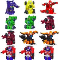 TRANSFORMERS BOT SHOTS Battle Game Series 2 Flip Shot Vehicles 12 Pack