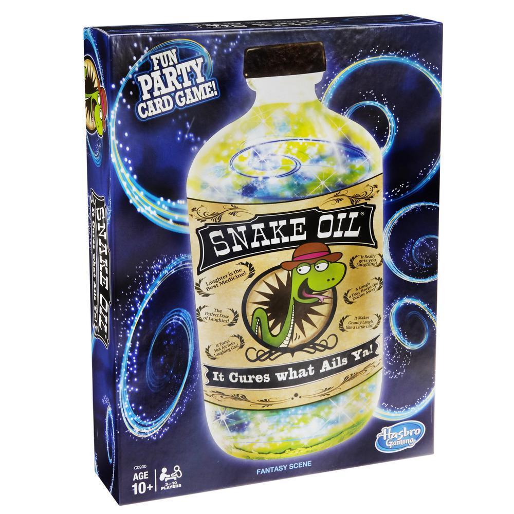Snake Oil Game