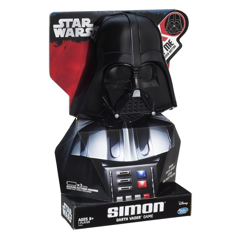 Simon Star Wars Darth Vader Game