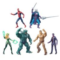 Marvel The Raft Legends SDCC Collection 16'