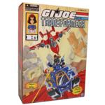 G.I. Joe and The Transformers Crossover Set