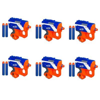 Nerf Reflex Elite Nerf n-strike reflex 6-packNerf Elite Reflex