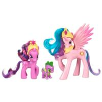 MY LITTLE PONY ROYAL CASTLE FRIENDS Set