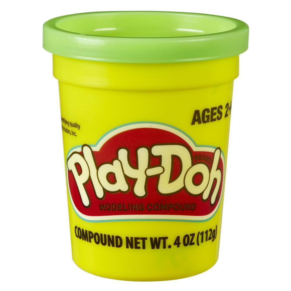 Play-Doh Single Can Neon Green