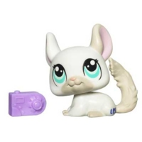 LITTLEST PET SHOP  (Chinchilla)