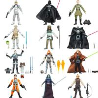 STAR WARS Figures 12 Pack Value Pack